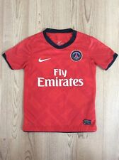 Maillot PSG enfant  8-10 ans 2010 -édition spéciale  collector 40 ans