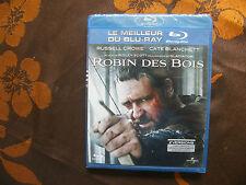 Blu-Ray ROBIN DES BOIS / Ridley Scott   (2012)  Neuf Sous Blister