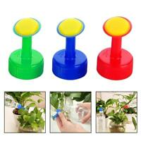 Plastic Portable Home Pot Watering Bottle Water Cans Small Sprinkler Nozzle 3cm