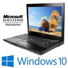 Dell Laptop Windows 10 Latitude Computer Core 2 Duo 4gb Ram Wifi Win DVD 14.1 HD