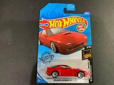 Hot Wheels Mazda Savanna RX7 FC3S 1989 Red <2020 M Case New> 1/64