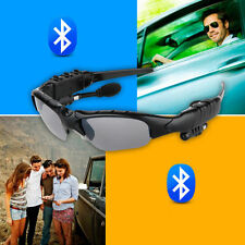 Sports Bluetooth Headset Earphone Polarized Driving Sunglasses Mp3 Multifunction