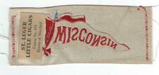 Special Label University of Wisconsin S24 Twelfth Night Pennant tobacco silk '10