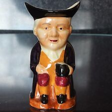 Shorter & Son Toby Jug, Sitting Gent, 5.25""