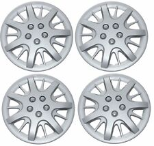 "NEW Chevy MONTE CARLO IMPALA 16"" Wheelcover Hubcap SET of 4 Silver"