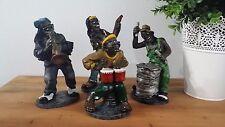Figuras De Músicos Africanos