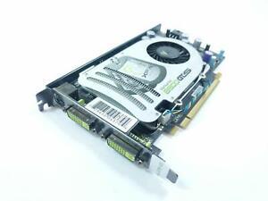 XFX PV-T64G-UDF3 8600GTS 256MB DDR3  PCIe Dual DVI Graphics Card