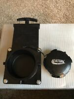 valterra waste valve 3 Inch With Cap New Old Stock
