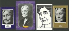 Helen Keller Cards - Fab Card Collection