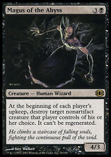 MTG MAGUS OF THE ABYSS DELL'ABISSO FIRMATO/SIGNED