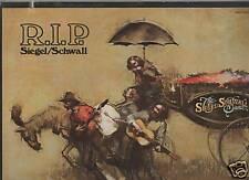 THE SIEGEL SCHWALL BAND  - R.I.P. wooden nickel 1974 LP
