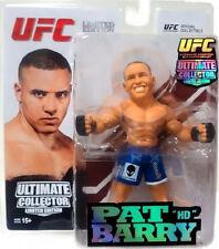 PAT BARRY SERIES 12 ROUND 5 UFC WALKOUTWEAR EXCLUSIVE FIGURE 1/750 (#'D)