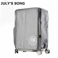 Luggage Trolley Suitcase Protective Cover Transparent PVC Dust Proof Waterproof