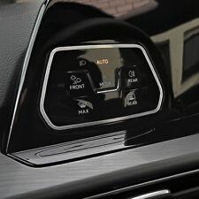 VW Golf 8 GTI R GTD Limousine Variant Aluminium Lichtschalter Tuning Dekor Blend