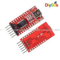 1/2/5/10PCS FT232RL FTDI USB to TTL Serial Converter Adapter Module 5V 3.3V