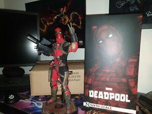 Not Hot Toys Sideshow Deadpool
