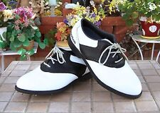Reebok  Golf Shoes Metal Spikes Womens Size 6 model RA507WSI  14-3104