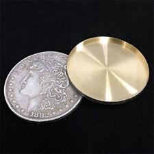 Super Morgan Dollar Expanded Shell Coin Magic Accessories Coin Vanishing Tricks