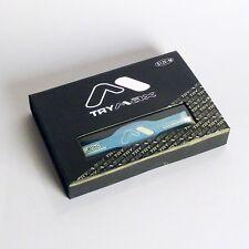 Trymax Holographic Wristband - Silicone Bracelet - Balance - Sky Blue Medium