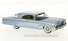 wonderful NEO-modelcar LINCOLN CONTINENTAL MKIII COUPE 1958 -bluemetallic- 1/43