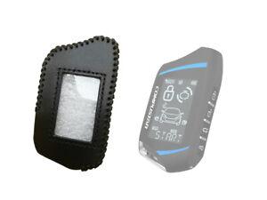 Compustar Prime T9 remote Leather Case Compustar T9, 2 Way Remote leather case
