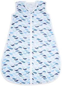 Aden + Anais SLEEPING BAG 1.0 TOG - GONE FISHING - 18-36M Baby Bedding BN