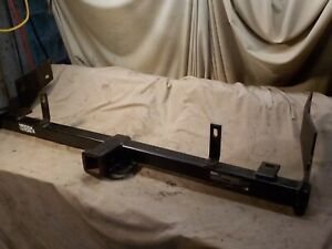 """87-95 Jeep Wrangler YJ Hidden Hitch brand 2"""" trailer receiver tow hitch"""
