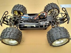 HSP Racing Savagery 1/8 Brushless 4WD RC Monster Truck 4S 100A