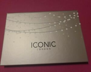 ICONIC LONDON FACE PALETTE BLAZE CHASER 6 SHADES NEW