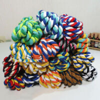 5M Cotton Rope Cord 3 Strands Twisted Band Colorful  DIY Clothing Accessories