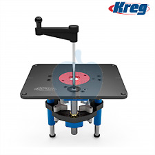 Kreg Precision Router Table Lift Height Adjustment Crank PRS5000