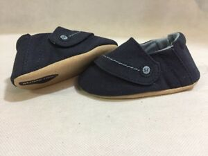 Stride Rite Baby Toddlers  Shoes, Size 3 - 6M, Navy