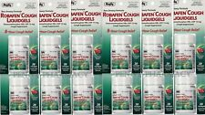 ROBAFEN Dextromethorphan Cough Gels 8hr Relief 20ct - (12 pack )  LIMIT 1 / Cust