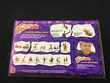 The Flintstones Movie The Flintmobile Car with Sound Mattel Brand New in Package