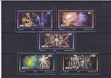 2000 Malta MNH - Fireworks