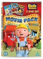 Bob the Builder: Movie Pack - Snowed Under - The Bobblesberg... DVD (2012)