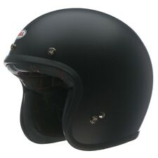 BELL CUSTOM 500 HELMET DELUXE - MATT BLACK - ALL SIZES