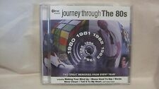 Journey Through The 80's Two Great Memories From Every Year 2005 Import cd1700