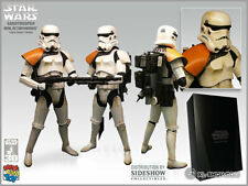 STAR WARS MEDICOM 1/6 SAND TROOPER NUEVO Y PRECINTADO,NO HOT TOYS