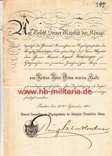 Ordensband Preussen Roter Adler Orden für Schärpe 100mm 1meter D379