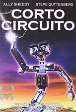 CORTO CIRCUITO - BLU RAY  BLUE-RAY FANTASTICO