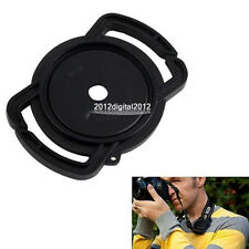 Camera lens cap buckle holder keeper for Canon Nikon Sony Sigma 72mm 77mm 82mm