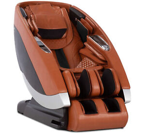Human Touch Super Novo Full Body Zero Gravity Space Saver Massage Chair Recliner