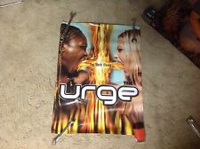 The Urge Group Promo Poster album Lp Cd band music Vintage rock