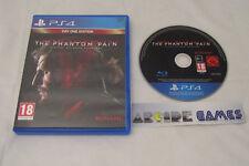 METAL GEAR SOLID V THE PHANTOM PAIN PLAYSTATION 4 PS4 (envoi suivi, vendeur pro)