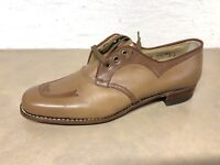 Drew Womens Barefoot Freedom Oxfords Size 11 2A Leather Short Back Heels