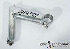 """Syncros Altura 1"""" Rennrad Vorbau 120mm KULT RAR TOP Zustand 26mm BJ 1993/94 212g"""