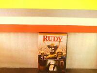 Sean Astin * Rudy (DVD, 2000, Special Edition