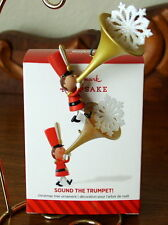 Hallmark SOUND THE TRUMPET! Special Edition Ornament 2014 – NEW!