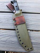 Ka-Bar BK 9 Kydex Sheath with Leather Dangler ( no Knife ) The One You See